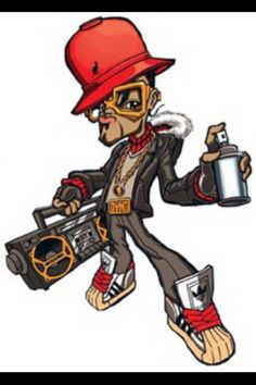 B-Boy Character