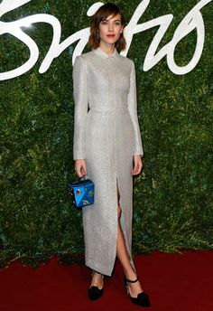 12/1 #アレクサ・チャン British Fashion Awards 2014 |海外セレブ最新画像・私服ファッション・着用ブランドまとめてチェック DailyCelebrityDiary*