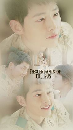 When my eyes meet your l get this overwhelming emotions that l can't puts into words. of the sun Korean Drama List, Korean Drama Quotes, Song Hye Kyo, Song Joong Ki, Descendants, Decendants Of The Sun, Sun Song, Songsong Couple, Drama Series