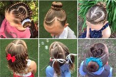 Most of us are lucky if we manage to get our kids' hair brushed in the morning before school, but Australian mom Shelley Gifford gives her 6-year...