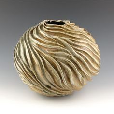 textured pottery ideas - Google Search