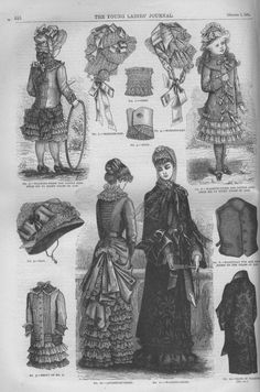 1881 Young Ladies' Journal
