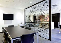 Office decor Furniture Decor, Office Decor, Conference Room, Glass, Table, Design, Home Decor, Decoration Home, Drinkware