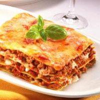 Lasagne http://www.kochgourmet.com/lasagne-1174.html