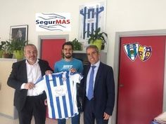 """Equipo de fútbol de Guadalajara (España): SERGIO BLAS, """"KUN"""" FIRMA SU RENOVACIÓN CONEL HOGAR..."""