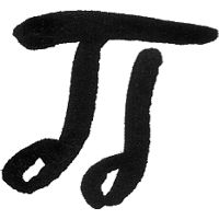 """The Pi Day song that started it all...  """"...I don't know how to tell you... What you've meant to me...""""   Well, at least approximately..."""" by rapper, """"Pi-Daddy"""""""