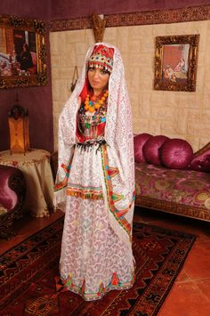 Chleuh Dress (Robe Chleuh) bridal dress