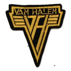Van Halen Embroidered Iron On Patch Military by Rocknsportstore, $7.99
