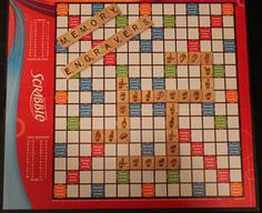 American Sign Language Scrabble: I want this...it would be lots of fun.
