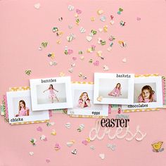 A New Easter Dress - Scrapbook.com