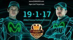 Berita Olah Raga: MotoGP 2017: Yamaha dan Ducati Luncurkan Motor Bar...