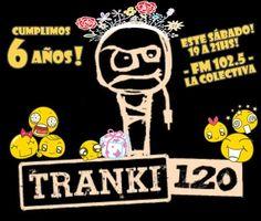 TRANKI120 6 AÑOS