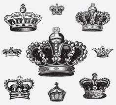 Image result for Printable Royal Crests vintage euphoria