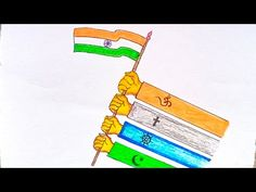 The Thing I love About My Country Drawing / The Thing I love About My Country Poster / #Independence - YouTube Independence Day Drawing, Independence Day Activities, Independence Day Special, Art Drawings For Kids, Drawing For Kids, Easy Scenery Drawing, Real Friendship Quotes, Indian Architecture, Rangoli Designs