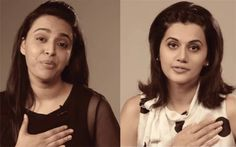 International Women's Day: Taapsee Pannu, Swara Bhaskar tell you how
