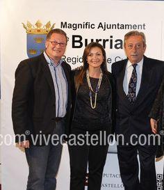 Ciclo Burriana Negra. Reestreno de la película la Conjura del Escorial, con el director Antonio del Real, y los protagonistas Blanca Jara y el gran Luis Varela en el Teatro Paya de Burriana.