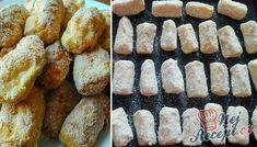 Vynikající křupavá cuketa z trouby. Nemusíte ji ani smažit v hluboké pánvi s olejem a dostanete vynikající krustu na povrchu. Autor: Triniti Baked Potato, Cookie Cutters, Sausage, French Toast, Muffin, Food And Drink, Potatoes, Cooking Recipes, Bread