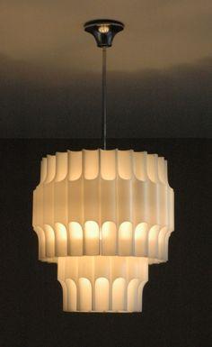 Harvey Guzzini chandelier series Teulade Italian by ICONICLIGHTS
