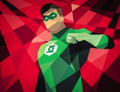 Eric Dufresne - PROJET DC COMICS on Behance