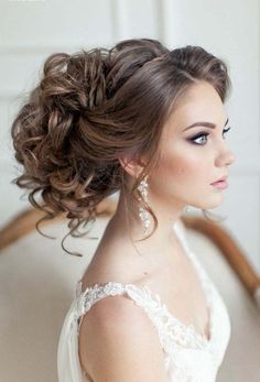 Elegant Wedding Hairstyles 2016