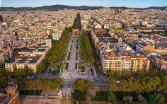 Arc de Triumf - Barcelona