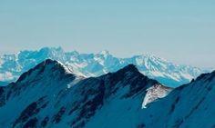 Atemberaubende Aussicht im Reich der Siedler Mount Everest, Mountains, Nature, Travel, Winter Landscape, Naturaleza, Viajes, Trips, Nature Illustration