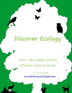 This Early Elementary Science based Ecology Unit will teach students about Living vs. Nonliving Things, Producers, Consumers, Food Chains and Shelter with colorful graphics and diagrams using a variety of Literacy and Math skills. $