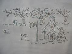 MoosecraftUSA: Snow Days Block 2
