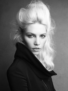 Aline Weber and Suvi Koponen by Victor Demarchelier for Vogue Spain August 2011. Fashion editor: Brian Molloy Hair stylist: David von Cannon Makeup artist: Fulvia Farolfi Manicurist: Kelly B more from...