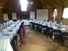Thwane Bushcamp Conference Venue in Vredefort situated in the Free State Province of South Africa.