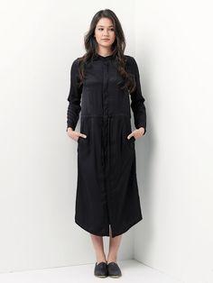 Christmas  sale /Black Dress/ Maxi Dress / Women by YaelAdmoni