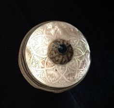 Antique Mother of Pearl paper weight