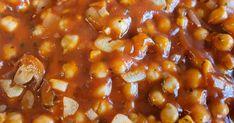 Bologna, Chana Masala, Chili, Vegan, Ethnic Recipes, Food, Chile, Essen, Meals