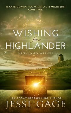 Wishing For a Highlander by Jessi Gage has time-travel and Highlanders — and a hero who's almost as swoon-worthy as our beloved Jamie Fraser
