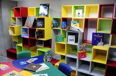 Resultado de imagen de bibliotecas para niños