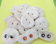 Praesentation deiner Ohrringstecker 18 Stck-Set von SonnenRegen auf DaWanda.com Gingerbread Cookies, Etsy, Plugs, Love, Gingerbread Cupcakes