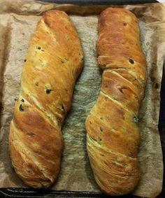 řecké menu, olivový chléb, souvlaki, tzatziki, okurková limonáda, zrzka v kuchyni, rcept