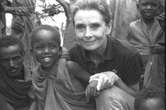 In 1992, UNICEF Goodwill Ambassador Audrey Hepburn, who is sadly no longer with us, visited Somalia to draw attention to the famine's impact on children.    20 years later, 2.5m people are in need of emergency assistance in Somalia, a year after the declaration of famine there. Find out more: http://uni.cf/LAIBZM