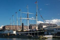 10. Brunel's ss Great Britain, Bristol- Designed by Brunel and launched in 1843