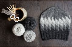 kathycardigan's jón hat