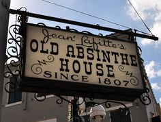Old Absinthe House | New Orleans