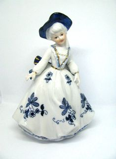 Excited to share the latest addition to my #etsy shop: #English porcelain gift #Victorian women figurine Vintage Shabby chic lady gift #Housewarming gift #White blue porcelain Birthday gift for her #vintage #collectibles #white #blue #artandcollectibles #figurines #porcelain #victorian #englishporcelain https://etsy.me/2pOc6jl