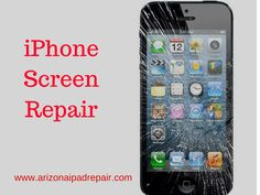 Is your iPhone screen got cracked or damaged? At Arizona iPad Repair shop you will get the proper and complete solution for your iPhone's cracked screen.
