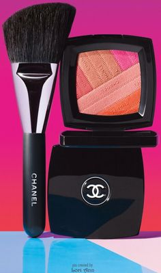 Chanel Sunkiss Ribbon Blush - L.A. Sunrise Collection - Spring 2016