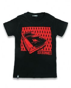 CHARGER, Six Bunnies Kids, Kid tees at Switchblade Clothing