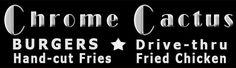 Chrome Cactus Burgers - Johnson City Texas - Texas Hill Country DIning