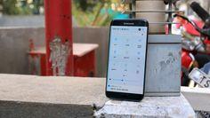 İşte Android 7.0'lı Galaxy S7!