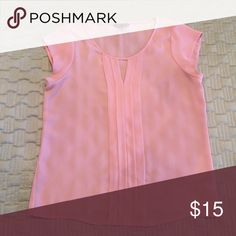 Express pink top! Cute pink top from Express 💞 Express Tops