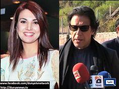 Imran Khan rebuts marriage rumours.