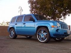 Custom Jeep Patriot | 2008 jeep patriot jimmytnb jimmytnb s 2008 jeep patriot phoenix